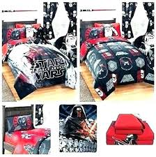 Star Wars Bed Set Twin Bedding Bedroom Queen Comforter – Lifecc