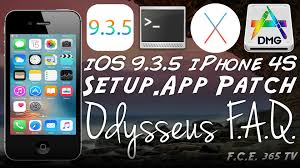 setup app ios 9 3 5 iphone 4s setup app patch how to use the patches