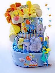 diy baby shower gift basket ideas