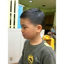 小学生の男の子ベリーショート Faccio Hair Designファシオのヘア