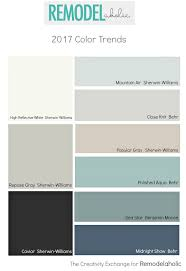 aqua paint colorRemodelaholic  Paint Color Trends for 2017