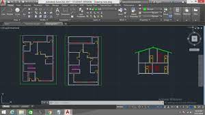drawing 2d floor plans for you from