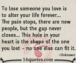 Lost Love Quotes
