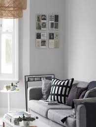 Light Gray Wall Paint Living Room My Scandi Style Living Room Makeover Painted White Floors
