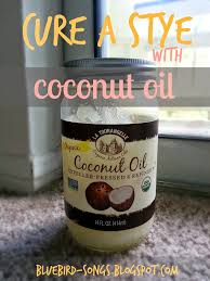 another use for coconut oil curing styes