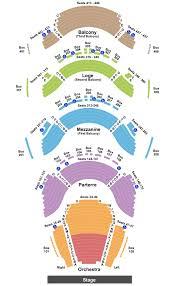 Denver Botanic Gardens Seating Chart Ellie Caulkins Opera House Seating Chart Denver