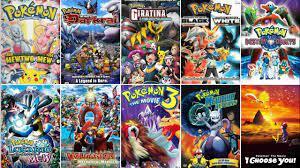 All Pokemon Movies List hindi | Pokemon new movies list - YouTube