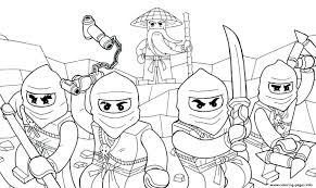 Lego Coloring Pages Pdf