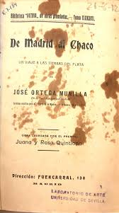 File:1922, De Madrid al Chaco, José Ortega Munilla.jpg ...