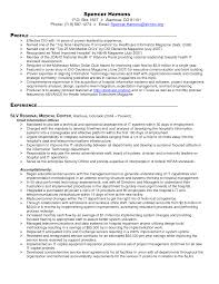 Cover Letter Sample Cio Resumes Sample Cio Resume Doc Example Cio