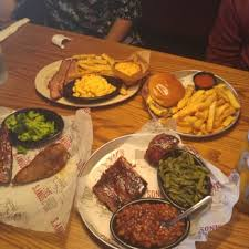 photo of sonny s bbq cape c fl united states not bad for