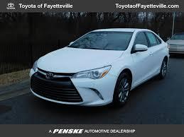 2015 Used Toyota Camry 4dr Sedan I4 Automatic LE at Honda of ...