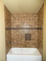 tiling bathtub walls how to tile a tub surround enclosure ideas shower