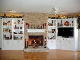 wall units built in entertainment center around fireplace built in entertainment center with fireplace plans