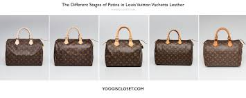 louis vuitton vachetta leather patina stages yoogiscloset com
