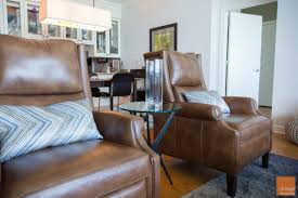 Matching Chairs For Living Room Modern Living Room Interior Decorating Project In Chicago Design
