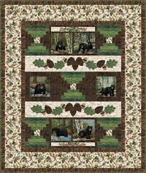 Black Bear Quilts Black Bear Quilt Cracker Barrel Black Bear Quilt ... & Black Bear Lodge Quilt Pattern Donna Sharp Black Bear Quilts Woodland Bears  Ptn886 Christine Stainbrook Of ... Adamdwight.com