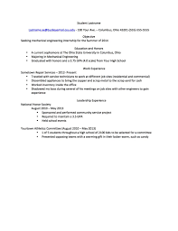 Resume For Any Suitable Job Preparing Job Application Materials A Guide To Technical 22