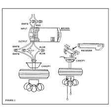 diagram hampton bay ceiling fan reverse switch wiring motor remote within light kit