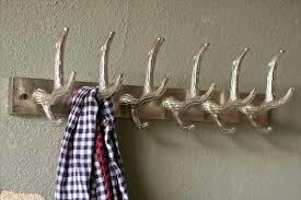 Diy Antler Coat Rack antler coat hooks Roselawnlutheran 47