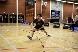 Alex Sung KW FLEX Sponsorplayer - KW FLEX Badminton