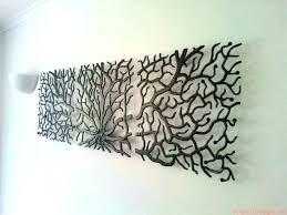 black metal wall art australia nz scroll decor round decorating alluring w
