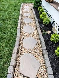 diy walkways diy garden paver walkway do it yourself walkway ideas for paths to