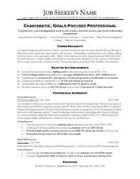 Retail Sales Associate Resume Samples Sample Examples Job