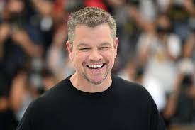 """Matt Damon: """"I Try Not To Be Famous ..."""