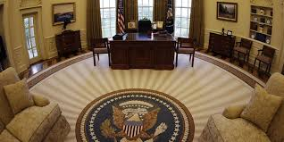 bush oval office. Bush Library Oval Office