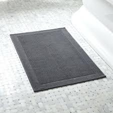 target bath mat smart design bathroom floor mats grey bath rug crate and barrel non slip target bath