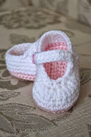 Crochet Baby Booties Pattern 3 6 Months Interesting Knotty Knotty Crochet Pretty Plain Little Mary Jane FREE Crochet