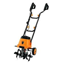 best garden tiller inch 7 amp electric cultivator mantis manual tillers