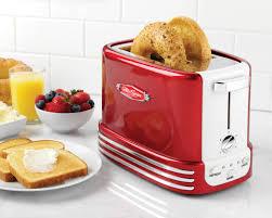 Retro Toasters amazon nostalgia rtos200 retro 2slice bagel toaster kitchen 7743 by uwakikaiketsu.us