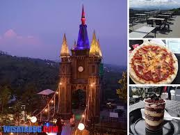 Dago Bakery Punclut Wisata Kuliner Dengan Ikon Bangunan Kastil