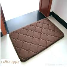 memory foam bath rug room mat black aqua home mats x mohawk rugs bathroom m