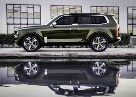 2018 kia electric.  2018 2018 kia telluride side view on kia electric
