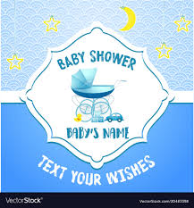 Baby Shower Invitation Cards Baby Shower Invitation Card Template