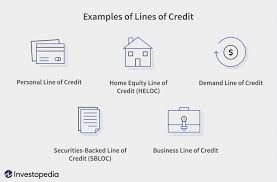 I don't think there is a standard for a dotted line, so it could differ drawing to drawing, so you'd need to look at the legend for that. Line Of Credit Loc Definition