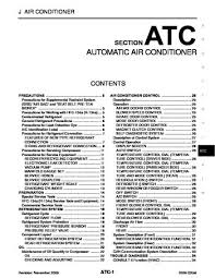 2006 infiniti qx56 automatic air conditioner (section atc) pdf 2007 Infiniti Qx56 Wiring Diagram 2006 infiniti qx56 automatic air conditioner (section atc) (192 pages) 2008 Infiniti QX56