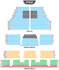 Grandel Theatre Seating Chart The Complete Guide To London Theatre Seating Plans Headout