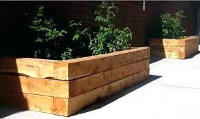 garden planter boxes garden planters