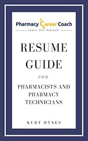 Amazon Resume Tips Amazon Com Resume Guide For Pharmacists And Pharmacy