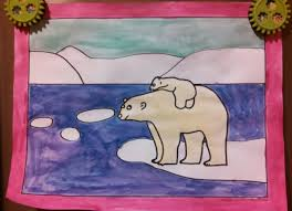 Small Picture 16 Polar Bear Coloring Pages Arctic Giants Cute Babies