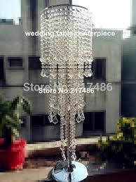 amazing idea chandelier centerpieces weddingtable top set of 10 centerpiece swirl cascade wedding table for uk