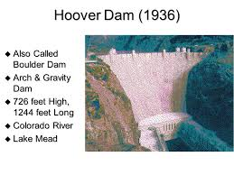 Image result for the Hoover Dam 1936