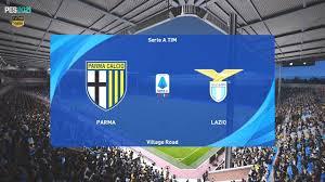 Parma vs Lazio Serie A Tim 2020/21 PES 2021 Full Match Gameplay Premiere -  YouTube
