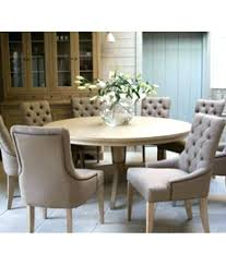modern round dining table for 6 farmhouse round dining table set info for modern 6 design