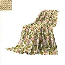 Asian Throw Blanket