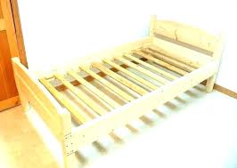 Bed Slats Full Lowes Diy Ikea Malm Frame Without Home Improvement ...